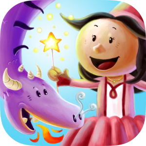 Princess Lila Icon with Round Corners