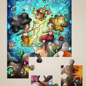 mandie-manzano-jigsaw-puzzle-art-screenshot-3