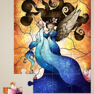 mandie-manzano-jigsaw-puzzle-art-screenshot-5